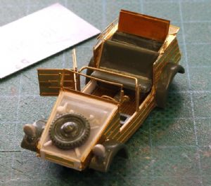 Kubelwagen Upgrade Kit (Airfix)